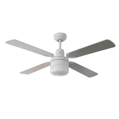 TASH 48'' MDF Light White Fan - TASH