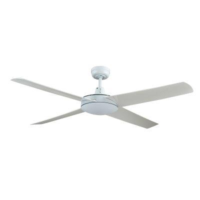 Genesis 52'' Series 2 White Ceiling Fan - GEN52W2