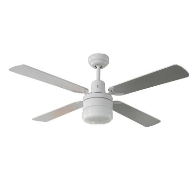 TASH 48'' MDF Light White Fan - TASH