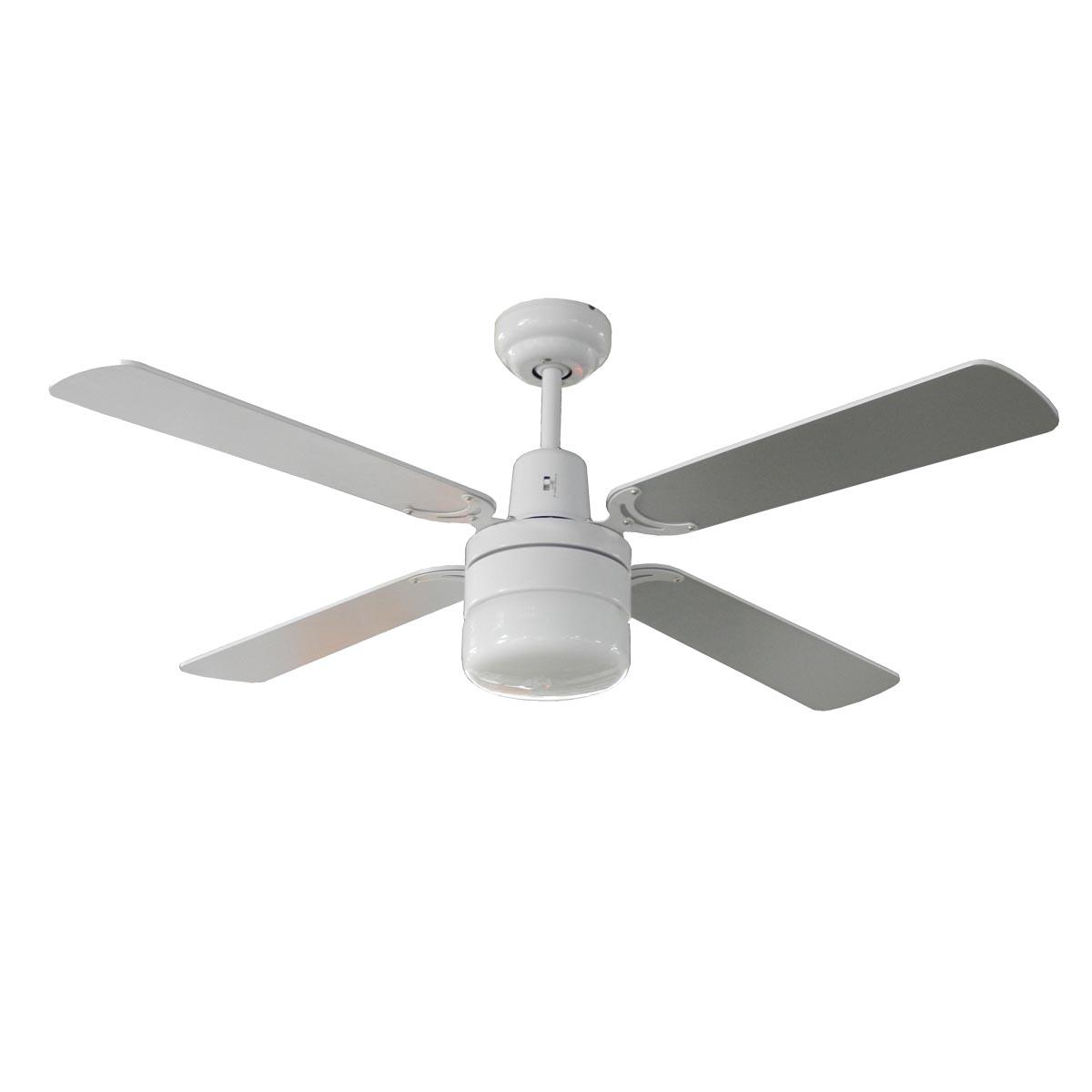 Tash 48 Mdf Light White Fan Tash Ceiling Fan Specials