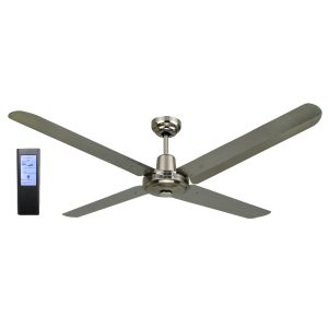 BLIZZARD52'' 1200mm 316SS Ceiling Fan + Touch Pad BLRemote - BLIZZARD52'' - TBLRem