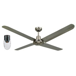 BLIZZARD56'' 1200mm 316SS Ceiling Fan + Remote - BLIZZARD56'' - Rem