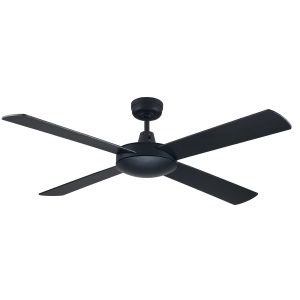 Genesis-52 Black Ceiling Fan GEN52BLK