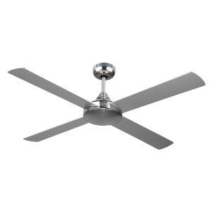 Revolve 48'' Ceiling Fan Brushed Chrome - REV48B