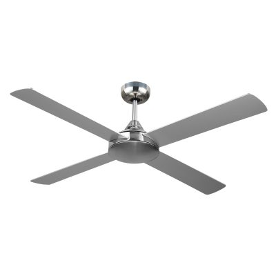 Revolve 48'' Ceiling Fan Brushed Chrome - REV48B