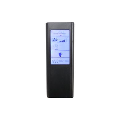Touch pad Black remote - TOUCHRMBL