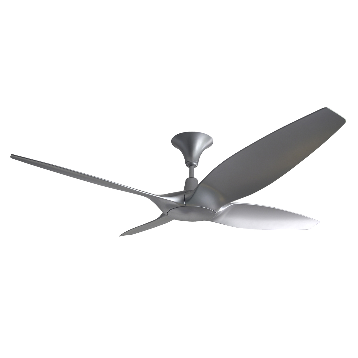 Designer 4 Blade 60 Inch 1524mm Dc Ceiling Fan With Remote Ceiling Fan Specials