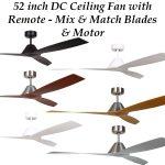 Forte DC Ceiling Fans